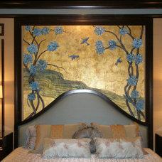 Traditional Bedroom by Periwinkle Skies, LLC