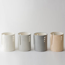 Contemporary Candles And Candleholders by Up in the Air Somewhere