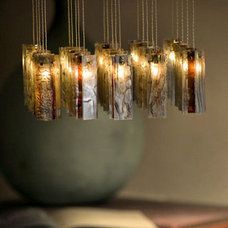 Eclectic Pendant Lighting by Shakúff