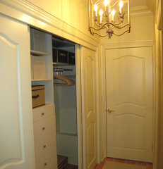 traditional closet by Maureen Fiori, AKBD, Allied Member ASID, CAPS