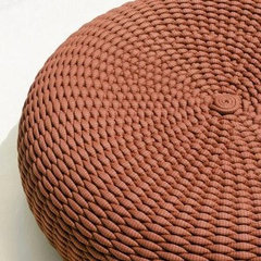 contemporary ottomans and cubes by Paola Lenti