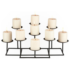 Traditional Candleholders by Shop Chimney