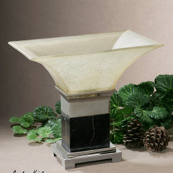 "19625 Jett, Bowl by uttermost - Get 10% discount on your first order. Coupon code: ""houzz"". Order today."
