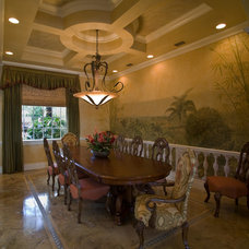 Traditional  by JMA INTERIOR DECORATION