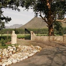 Farmhouse Landscape by VKV Visuals
