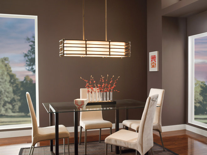 Contemporary Chandeliers by Kichler