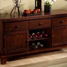 Traditional Buffets And Sideboards by Jerome's Furniture