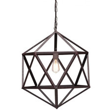 Industrial Pendant Lighting by Lulu & Georgia
