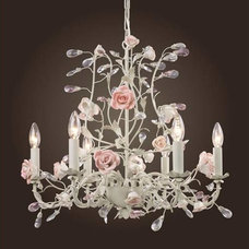 Eclectic Chandeliers by Bellacor
