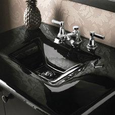 Eclectic Bathroom Sinks by Kohler