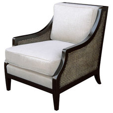 Traditional Accent Chairs by Oly Studio