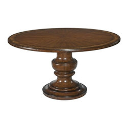 "EuroLux Home - New Dining Table Large 72"" Round Tuscan - Product Details"