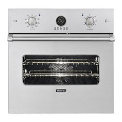 "Viking 27"" Single Electric Wall Oven, Stainless Steel 
