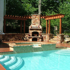 Contemporary Swimming Pools And Spas by Signature Outdoor Concepts