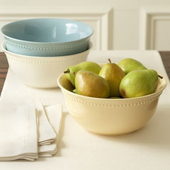 contemporary serveware by Pottery Barn