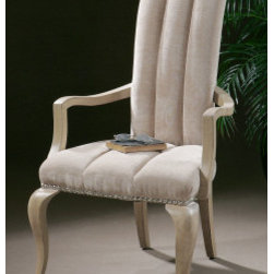 "23103 Lynna, Armchair by uttermost - Get 10% discount on your first order. Coupon code: ""houzz"". Order today."