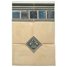 Traditional Tile by Saint-Gaudens Tile