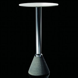 Magis - Magis | Table_One Bistrot Bar Table - Design by Konstantin Grcic, 2006.