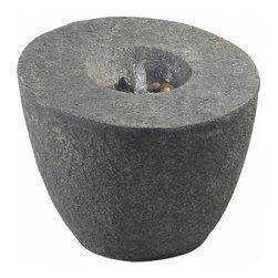 Kenroy - Kenroy 50323RK Magma Outdoor Floor Fountain - Kenroy 50323RK Magma Outdoor Floor Fountain