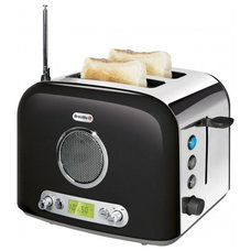 Eclectic Toasters by Breville