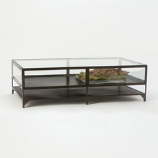 Contemporary Coffee Tables by Terrain