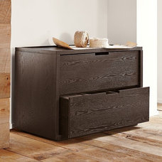 Modern Filing Cabinets And Carts by West Elm