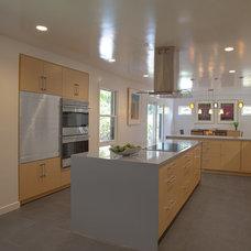 Modern Kitchen by Sheryl Steinberg Interior Design, LLC
