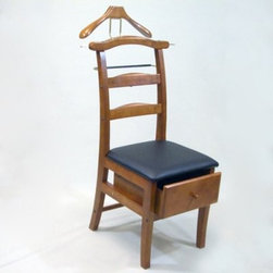 Proman Manchester Chair Valet - About Proman ProductsFounded in 2002 in Rockford, Illinois, Proman Products took to their calling to promote and distribute products made in their factory based in Southern China as well as items made by their associated factories. Proman Products is proud of their prompt and effective shipping process to customers anywhere in the continental U.S. Their design team also works directly with their customers to provide custom designed and engineered products to meet all expectations.