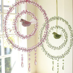 eclectic mobiles by Pottery Barn Kids
