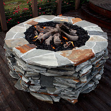 Traditional Fire Pits by Southern Hearth & Patio