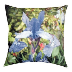 """Home Decorators Collection - 16"""" Square Throw Pillow - Looking for just the right accent for your indoor or outdoor space? Our 16"""" Square Throw Pillows are available in a wide range of colors and styles to suit your unique decor needs. Each design is digitally printed on the pillow surface, preserving every bright, vivid detail. Whether you use them in your living room, bedroom, porch, patio or gazebo, you'll love having these decorative pillows as part of your decor. Crafted from 100% polyester for years of lasting beauty and use. Made in the U.S.A. Multiple designs available."""
