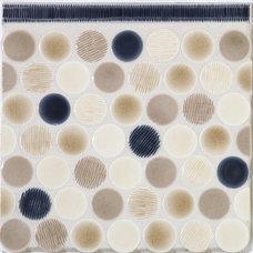 Contemporary Tile by Pratt and Larson Ceramics