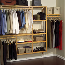 Traditional  Traditional Closet Organizers