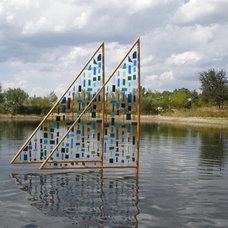 Contemporary Garden Sculptures by arthouse