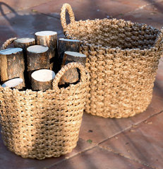traditional baskets by Altogether Home