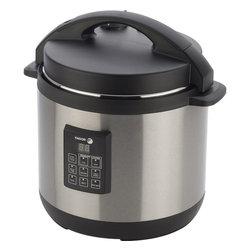 Fagor - 6 Qt. Electric pressure Cooker PLUS - Dimensions: 16.5 x 12.5 x 13.2 inches