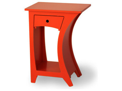 eclectic side tables and accent tables by Dust Furniture
