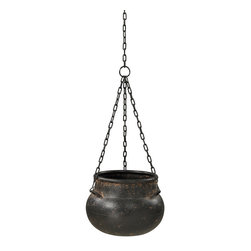 Sterling Industries - Sterling Industries 129-1094 Hanging Planter - Planter (1)