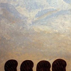 Dcross - Odomore (Children are not easily produced)  Original Artwork - Original Artwork made by Funmi Adeshina.