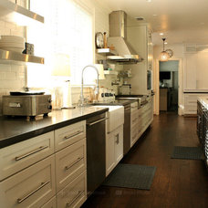 Transitional Kitchen by Houzz Sample Profile