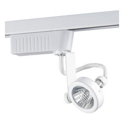 Designers Choice Collection - Designers Choice Collection 201 Series Low Voltage MR16 White Gimball style Trac - Shop for Lighting & Fans at The Home Depot. The Designers Choice Collection 201 Series Gimball style Low-voltage Track Lighting head accents your decor with a clean White finish while providing 50 watts of directional Halogen light. A variety of available Track lengths enable custom Lighting design. Easily snaps into track at any point with a quarter-turn.