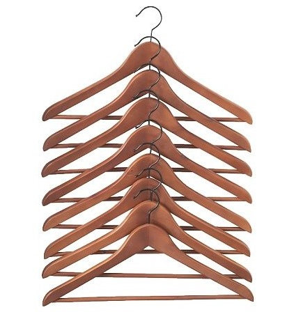 modern hooks and hangers by IKEA