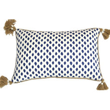 Decorative Pillows #12 Sahara Midnight Pillow: Beach Decor, Coastal Home Decor, Nautical Decor, Tro