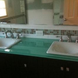 Traditional Bathroom Countertops Design Ideas Pictures