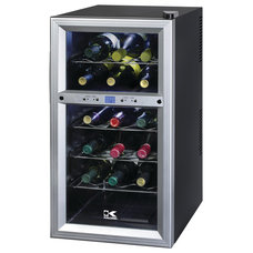 Contemporary Wine And Beer Refrigeration by Kalorik