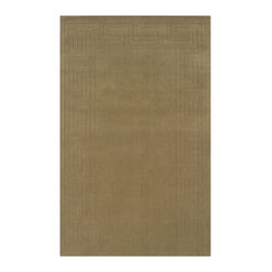Classic NC620 Rug - The combination of the perfect color palette and design is the key to the wonderful area rugs in the Classic collection. These pieces are at home in any setting as they are easy to decorate and very reasonable in price. Hand Woven and hand carved of 1. Rug pile height: 0.25 inches. Manufacturer colors: , Cedar Green