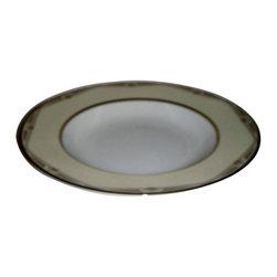 Nikko - Nikko Gold Crest Rim Soup Bowl - Nikko Gold Crest Rim Soup Bowl