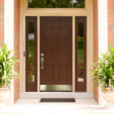 Traditional Front Doors by Thompson Creek Window Company