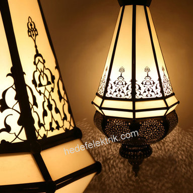 Turkish Style - Ottoman Lighting - *Code: HD-04161_44