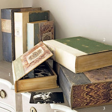 Eclectic Decorative Boxes by Graham and Green